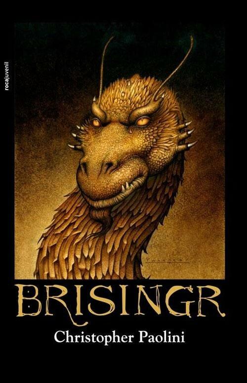 Portada Española de Brisingr