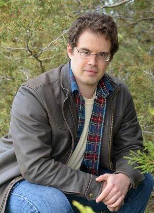 Christopher Paolini autor de Eragon y El Legado