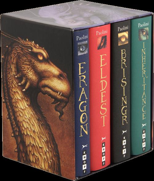 Quinto libro de Eragon