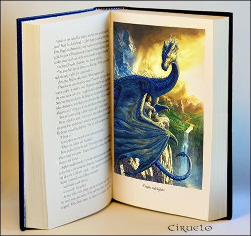 Eragon Edición Coleccionista, Eragon Collector's Edition