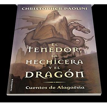 el tenedor la hechicera y el dragon primer capítulo