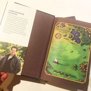 el tenedor la hechicera y el dragon libro christopher paolini