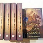 el tenedor la hechicera y el dragon libro eragon