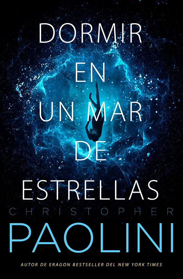 Dormir en un Mar de Estrellas, portada en español Oficial.