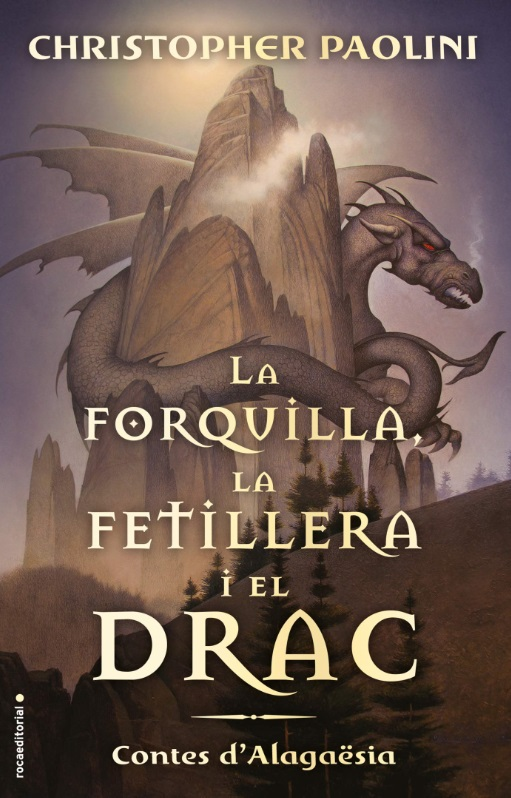 el tenedor la hechicera y el dragón catalán
